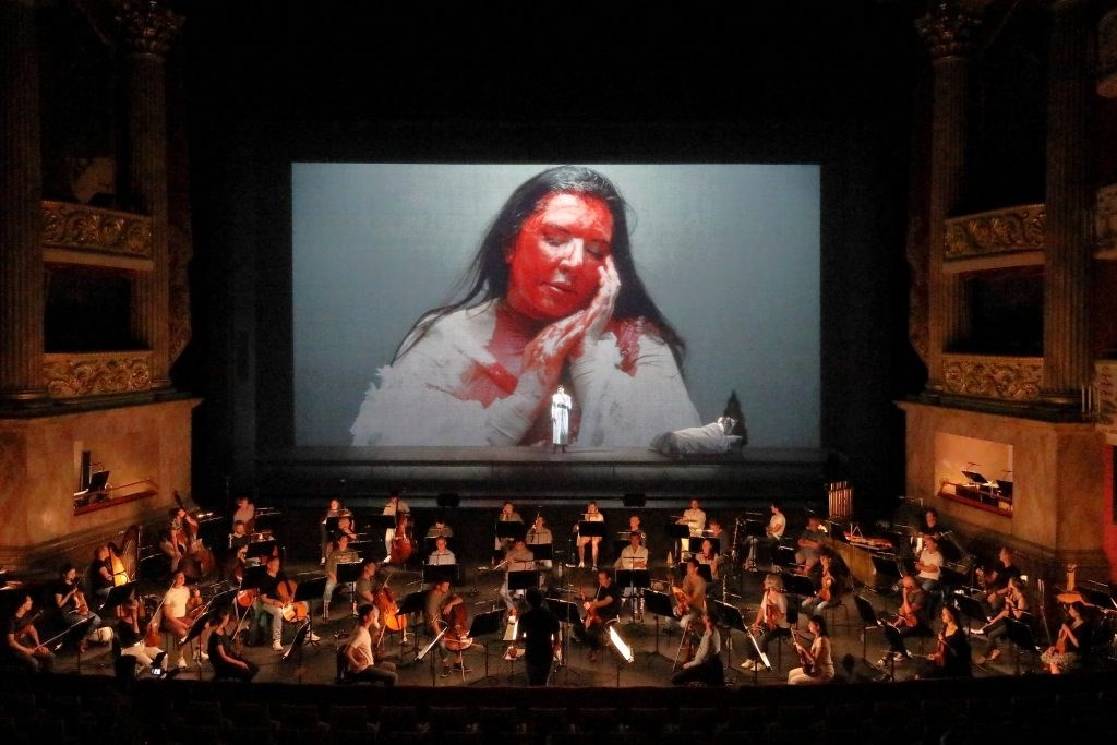 Marina Abramović, 7 Deaths of Maria Callas 5