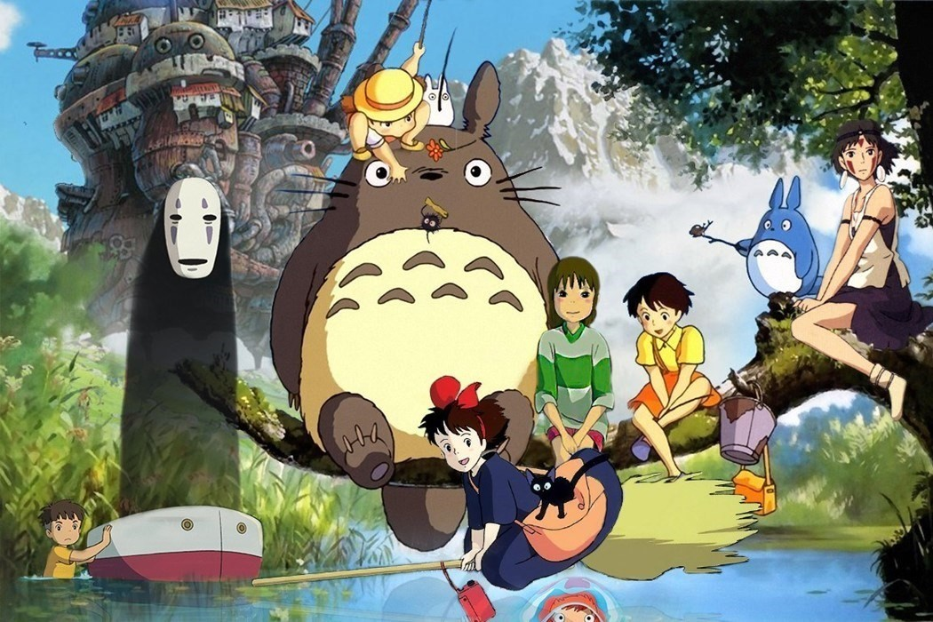 Every Studio Ghibli film is now available to stream in the US