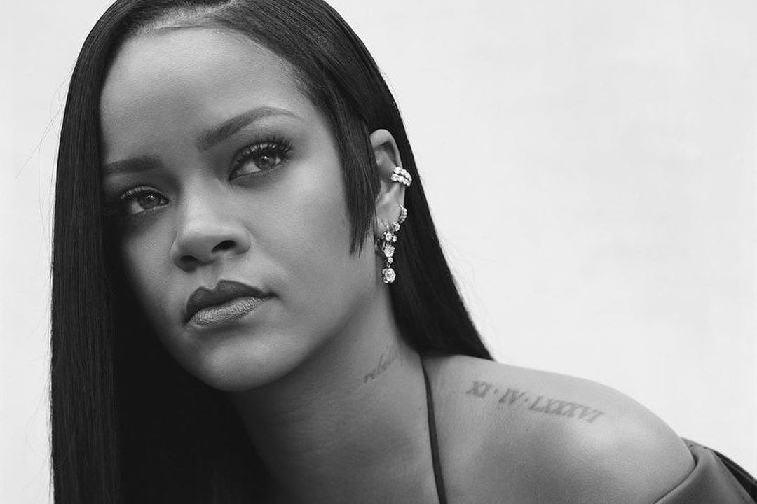 SOS! A Rihanna-scented perfume is coming