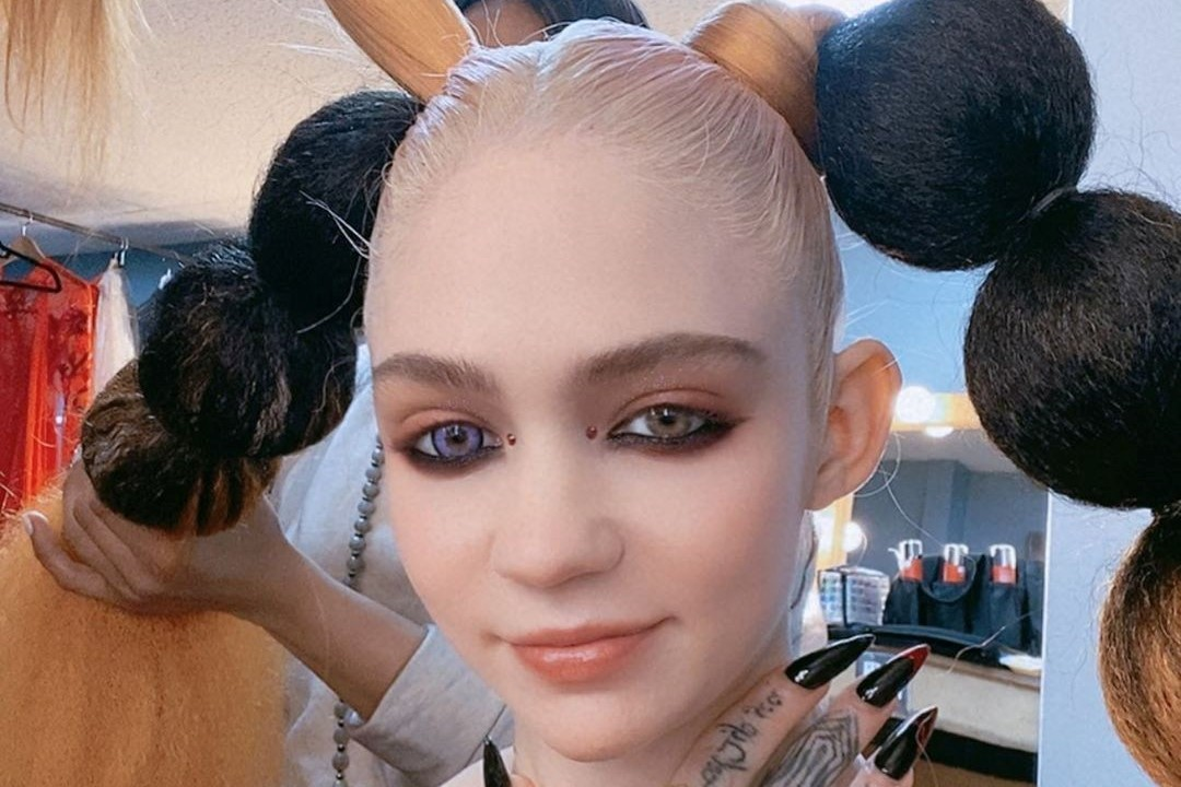 Grimes talks on her style icons, potential collabs, and new projects