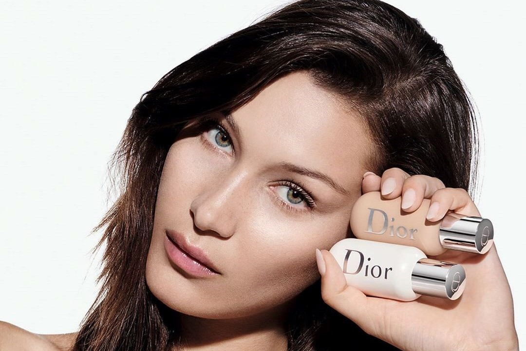 People are destroying their Dior products in protest of Bella Hadid   Dazed Beauty