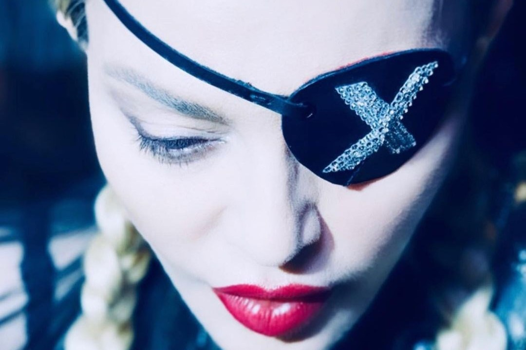 Madonna's new perfume Madame X is inspired by her secret agent alias
