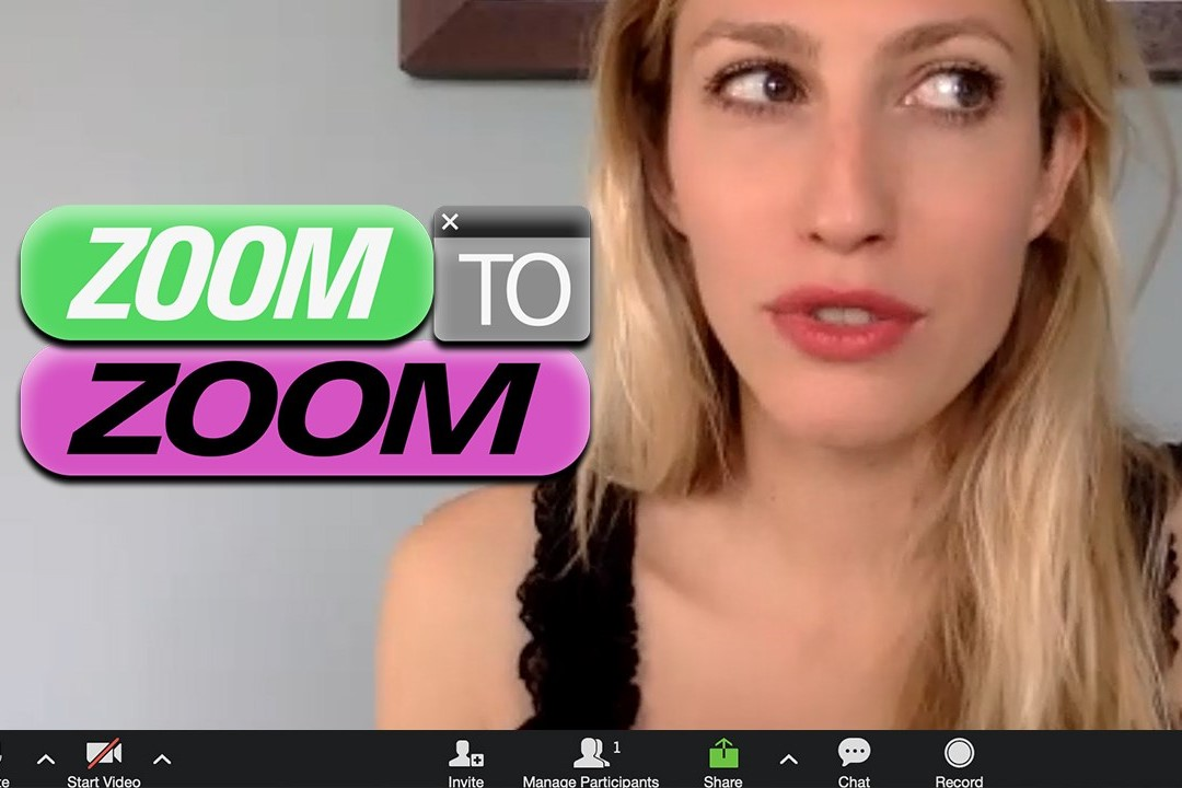 Karley Sciortino offers tips on FaceTime sex and dating under lockdown