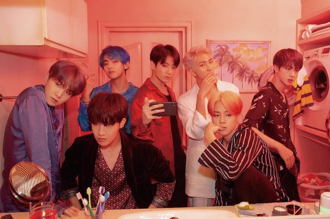 There's a BTS drama series in the works | Dazed