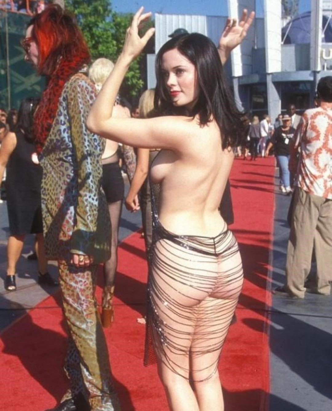 10 times celebrities ripped up the red carpet rule book