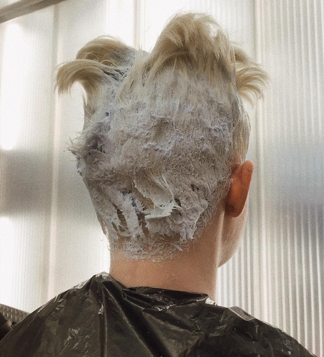 The do's and don'ts of DIY bleaching, the eternal hair trend for gay men |  Dazed Beauty
