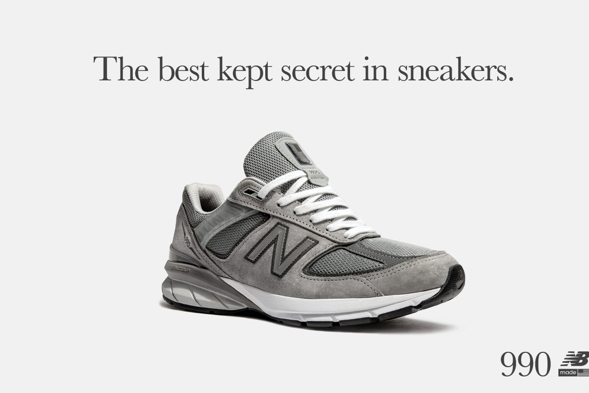 New Balance fathered the dad shoe trend