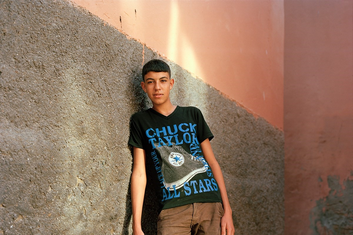 Documenting The Street Style Of Morocco S Teen Boys Dazed