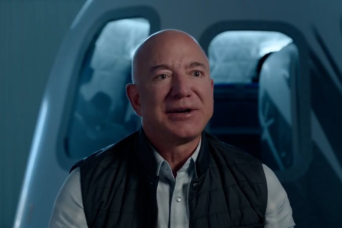 Jeff Bezos is planning to open a 'space hotel'