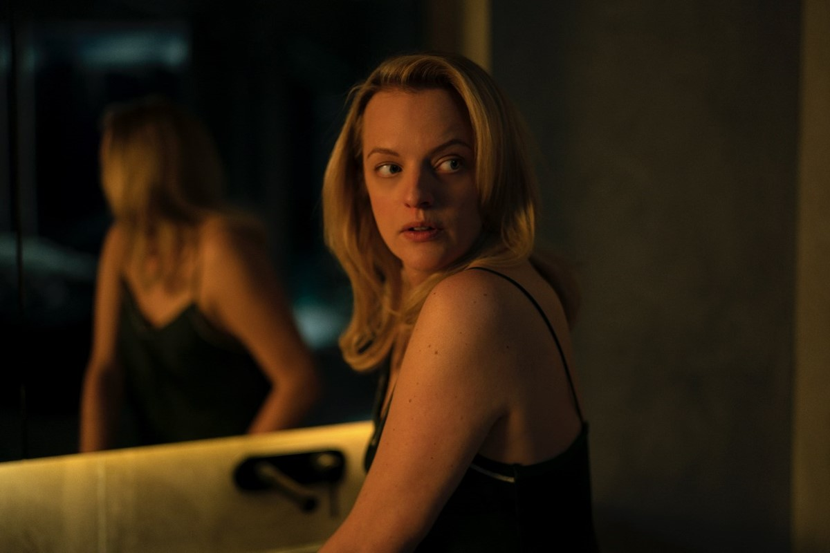 Elisabeth Moss on her latest film role – a woman haunted by her dead ex