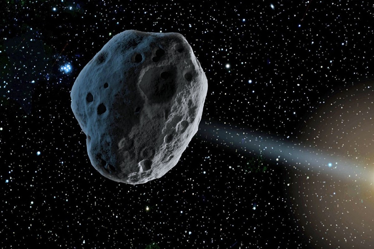 In incredible timing, an asteroid might hit the US just before Election Day