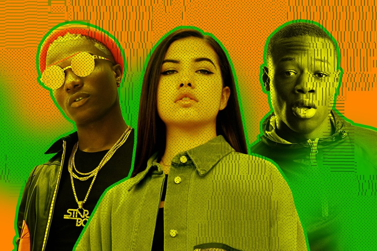 Why African and Caribbean sounds are dominating British