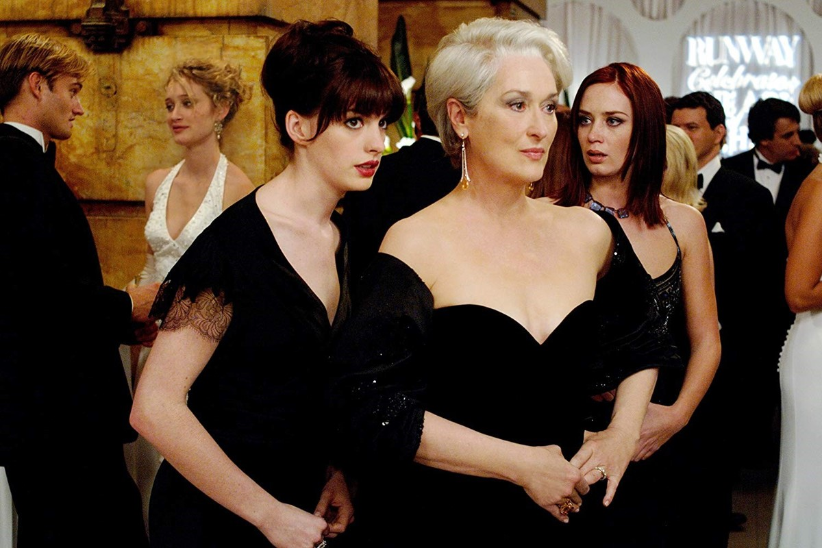 Imagining what the Devil Wears Prada musical will be