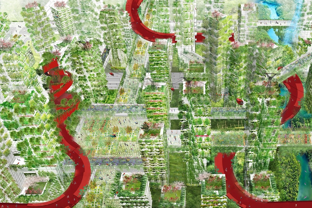 Five architects tell us what their cities should look like in 2075