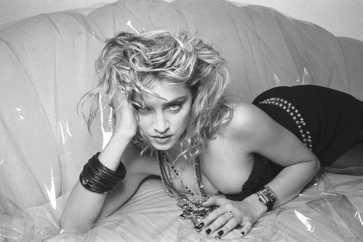 These provocative portraits capture Madonna on her ascent to superstardom