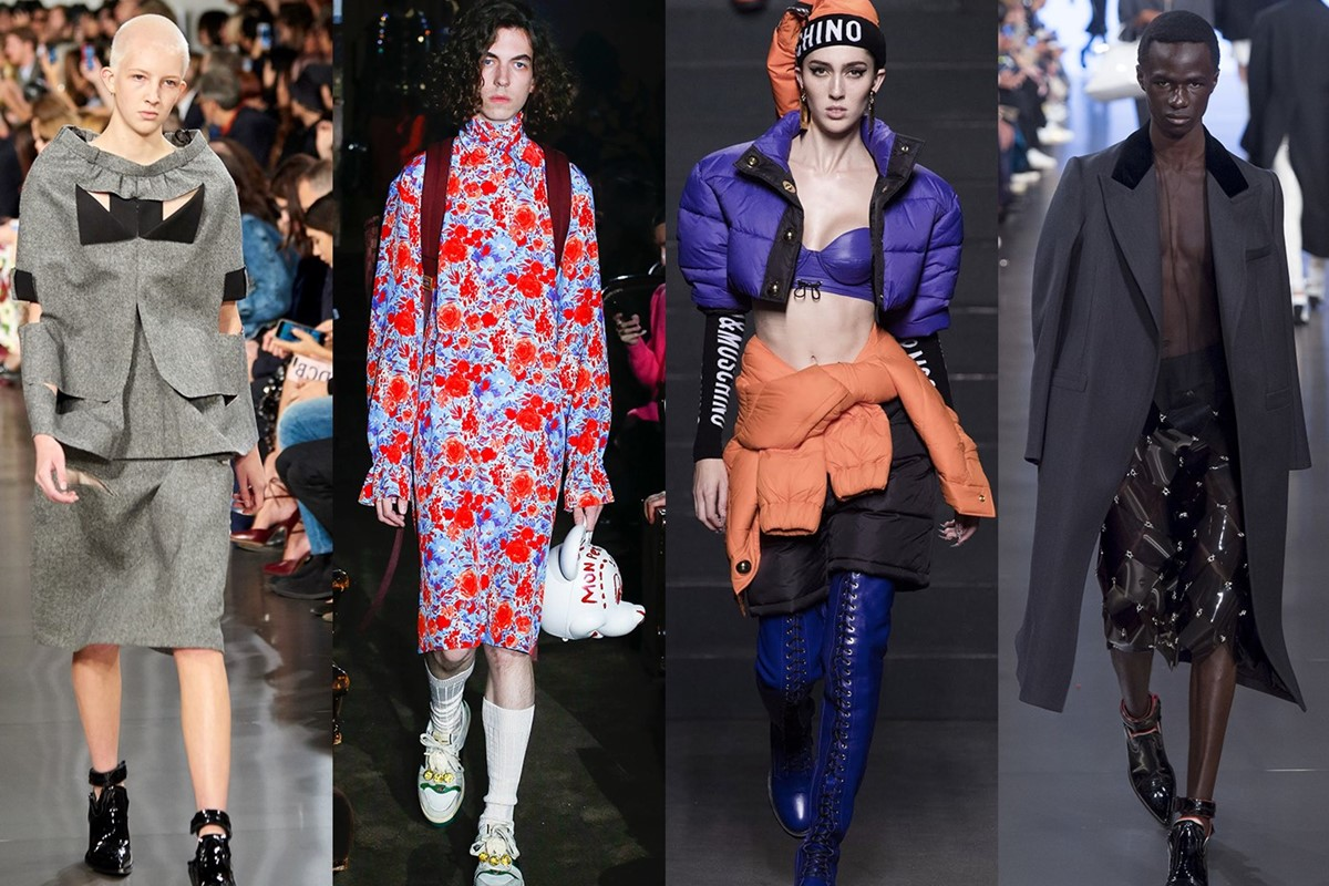 Why Genderless Casting Is Fashion S Next Frontier Dazed