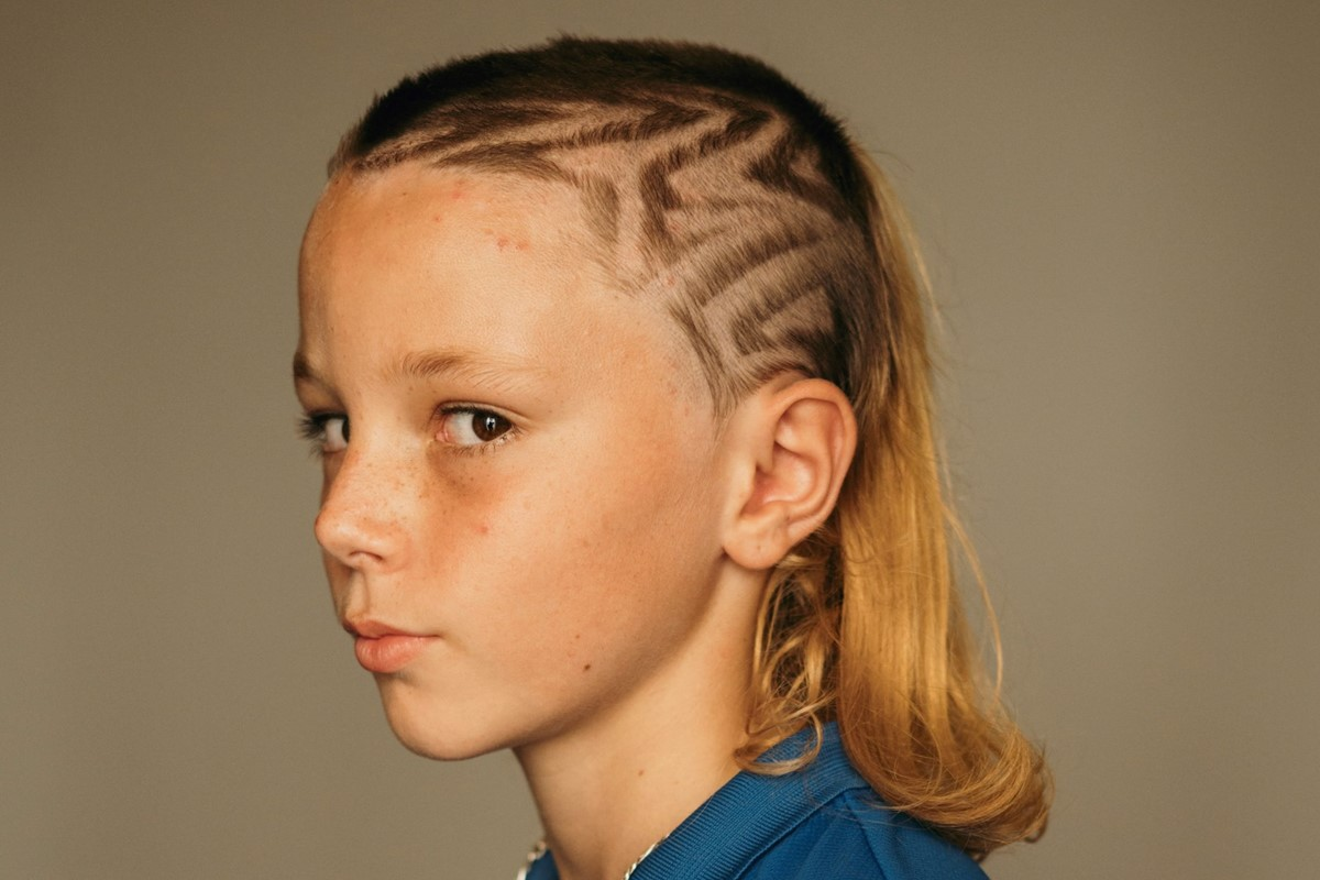 Intimate portraits of the majestic mullets of Mulletfest 2020