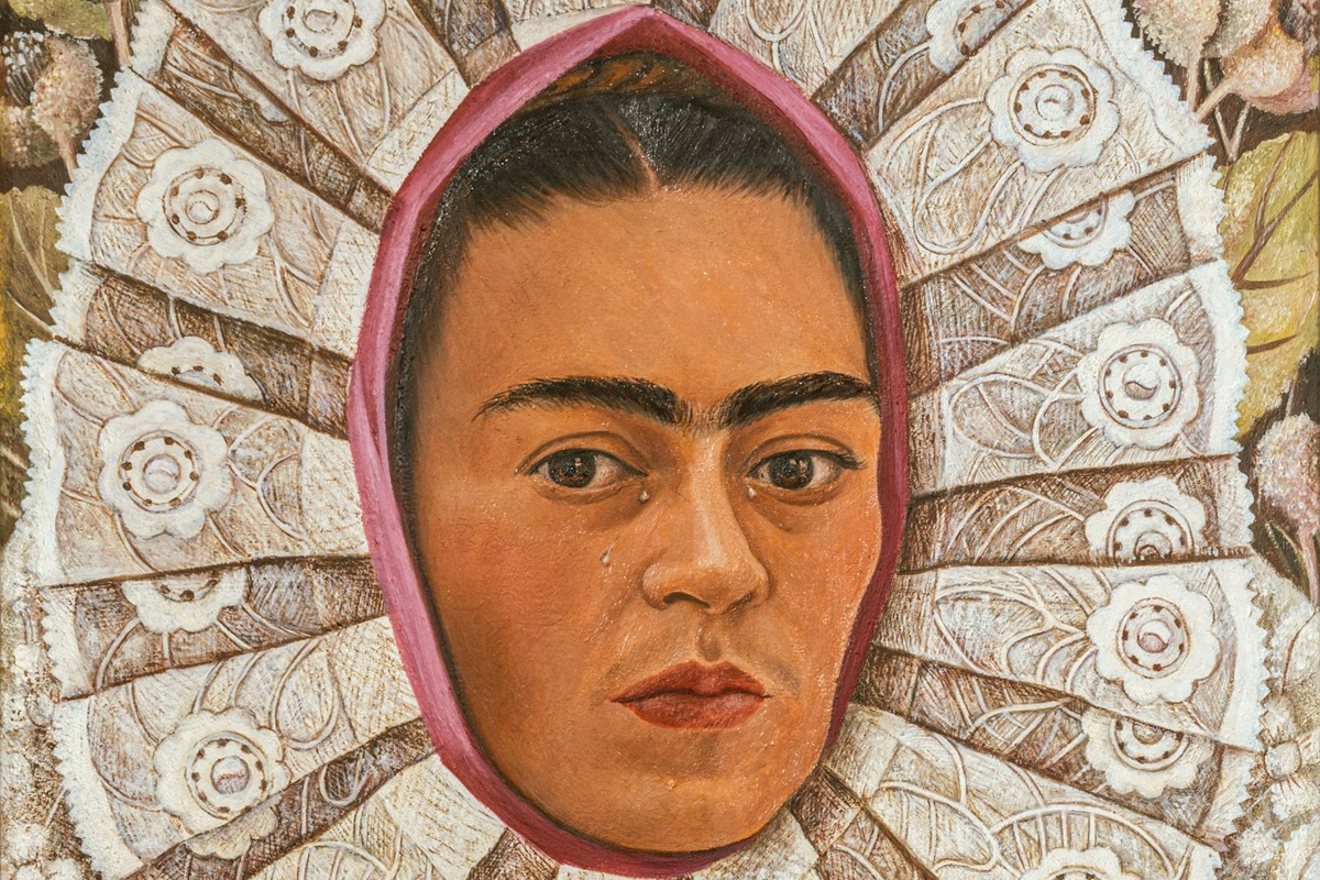 Dive into Frida Kahlo's unseen, most intimate works of art