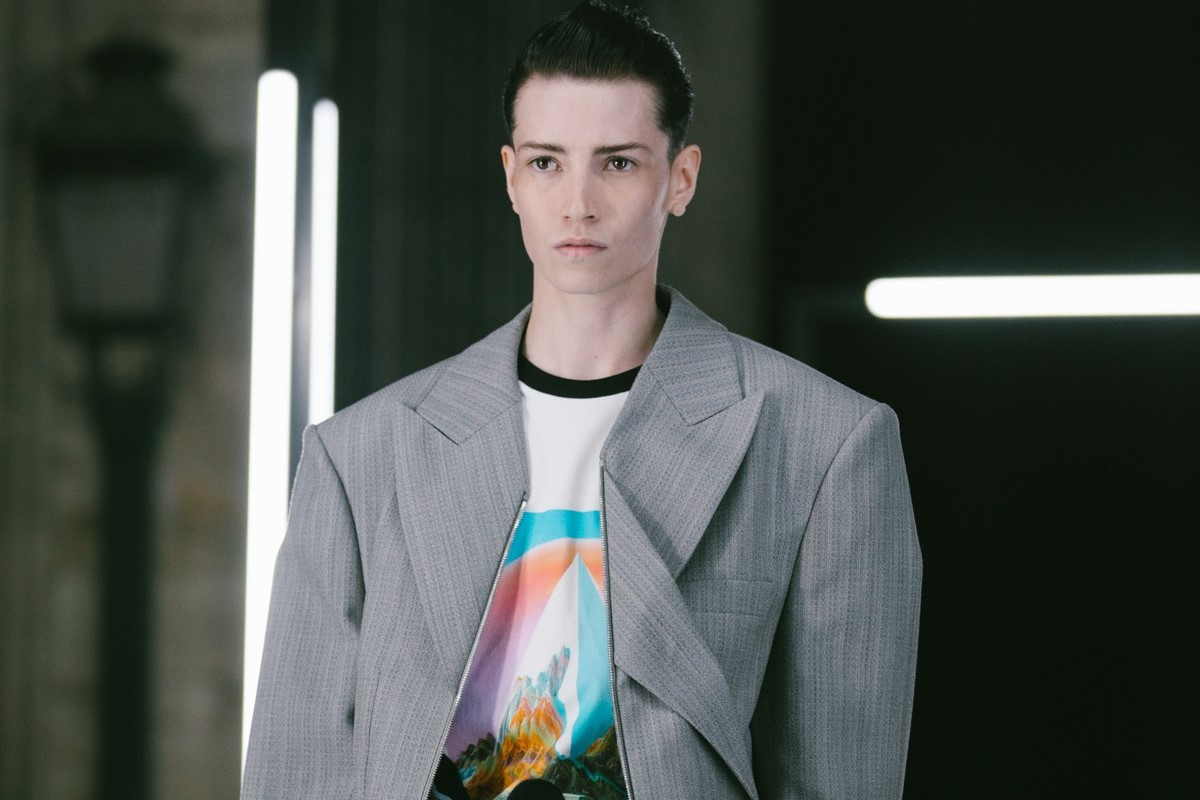Meet The Trans And Androgynous Models Who Stole The Show At Louis Vuitton  Dazed-6528