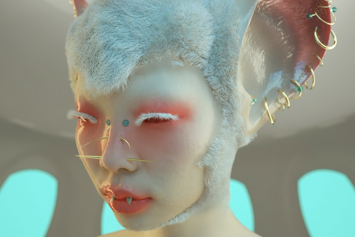 The Transhuman Future Is Here Dazed Beauty