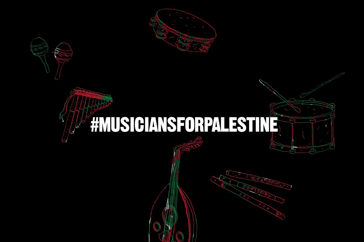Patti Smith, Noname, and more join musicians showing support for Palestine