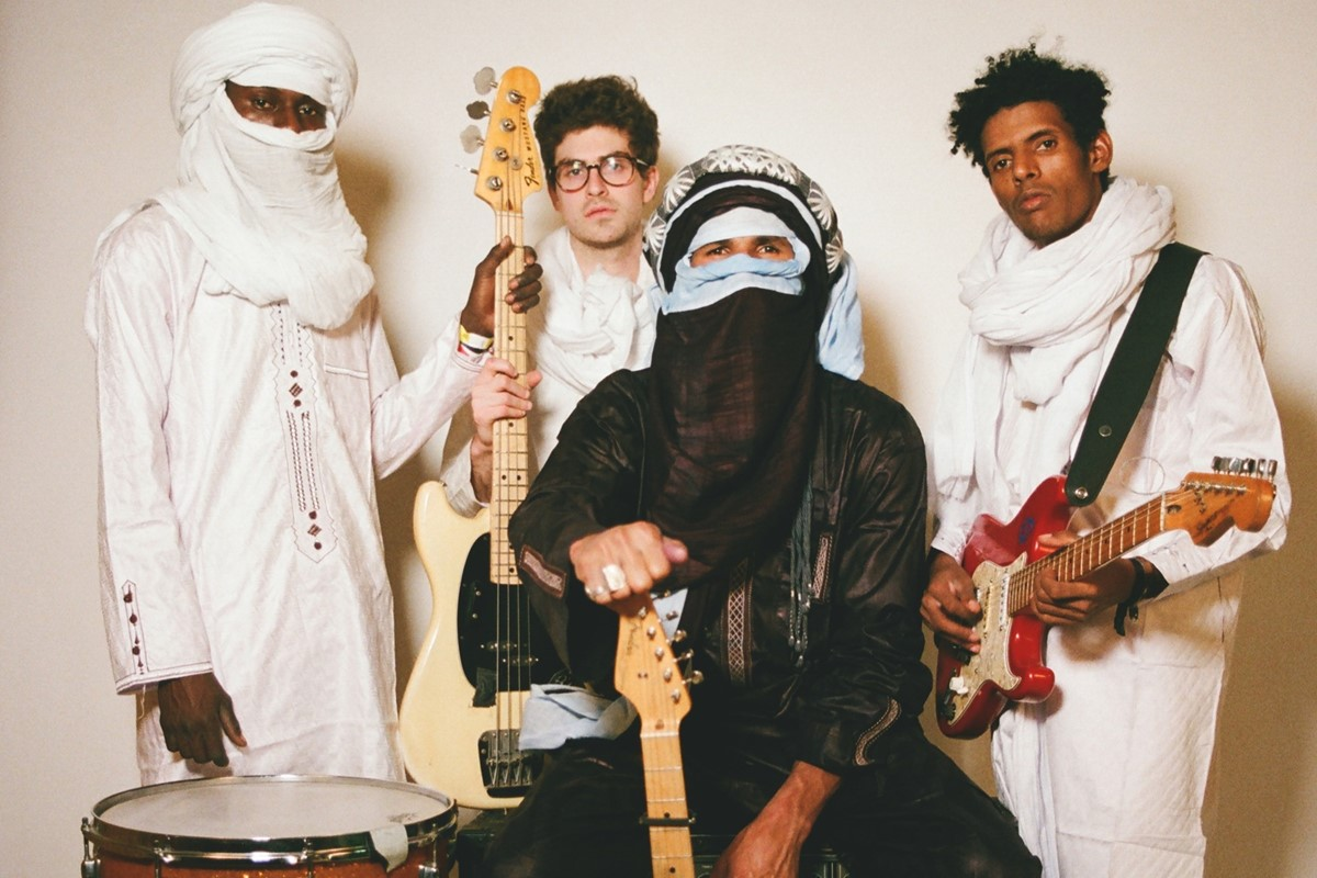 Mdou Moctar: the shred star of the Sahara