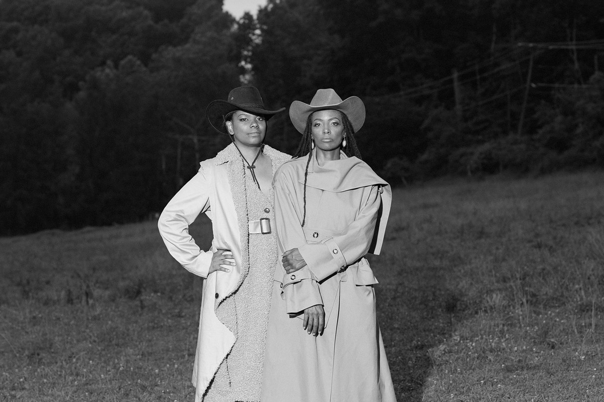 Cowgirls of Color: hard ride