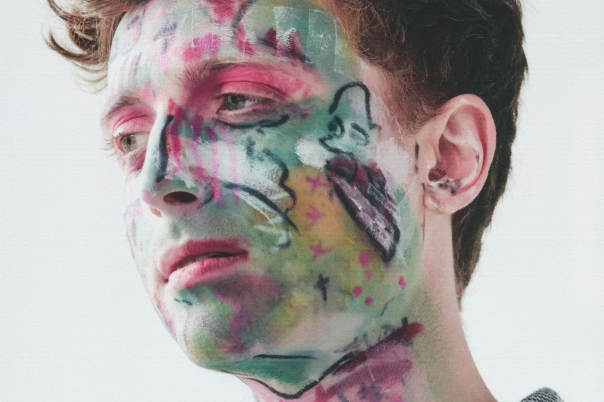 Scribbling outside the lines: transformational portraits by Jackson Bowley
