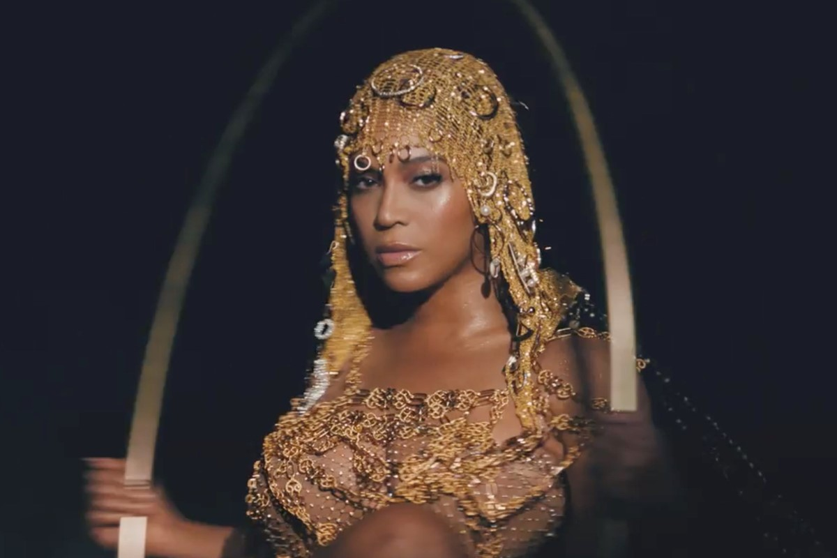 Beyoncé shares the trailer for a new visual album, Black Is King