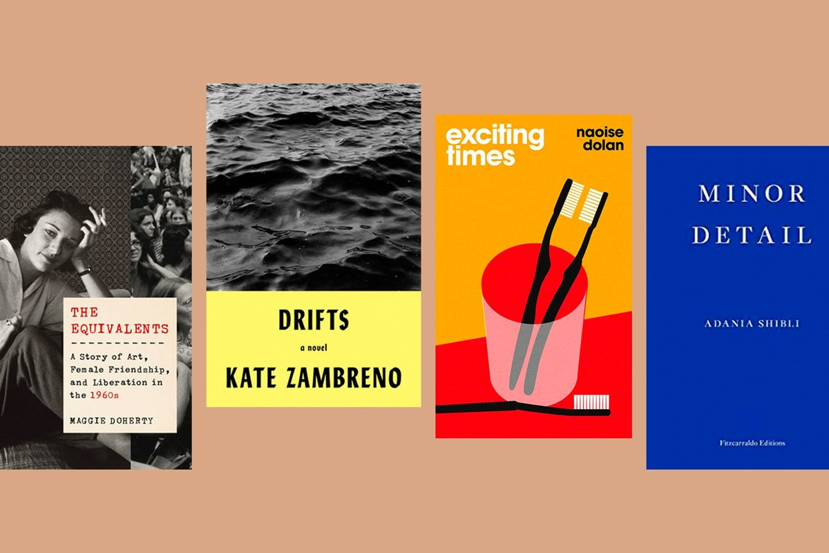 All the books to read this May instead of sitting in the park