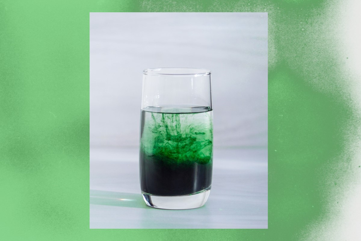 Investigating the rise of chlorophyll water as the latest wellness drink