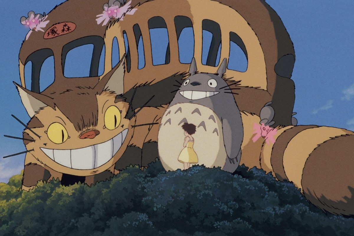 Studio Ghibli shares 250 new images from classic films, including Totoro