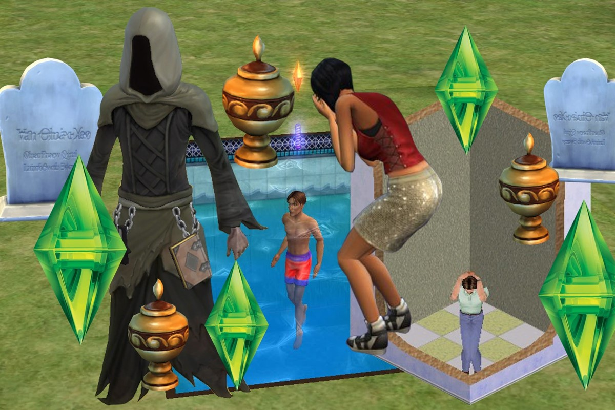 Take our quiz: How would you die in The Sims?