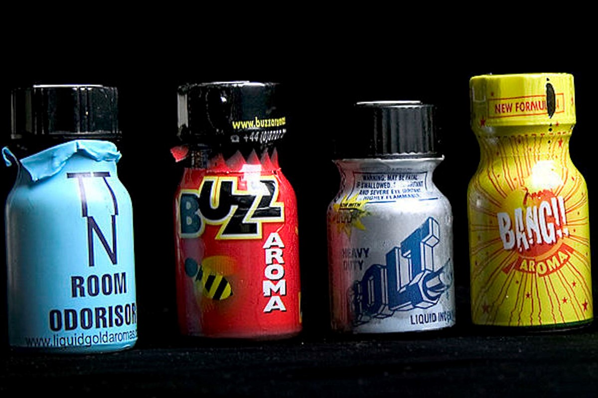 Poppers in the UK: a brief guide to the battle over legality