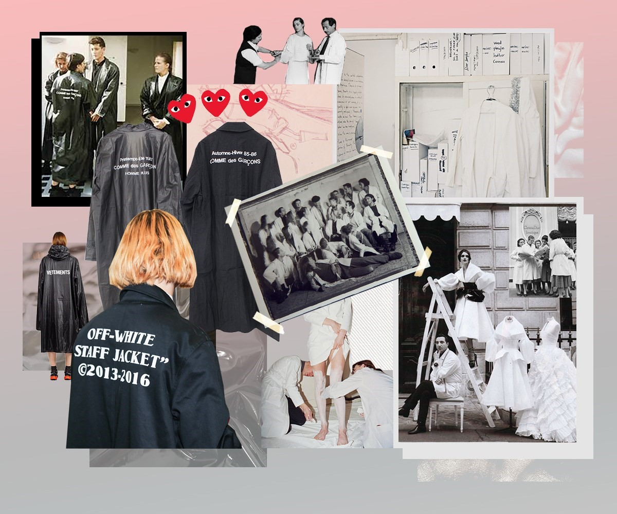 A Brief History Of The Staff Jacket Dazed