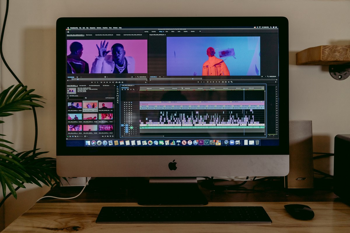 Apple has made its video and music editing software free