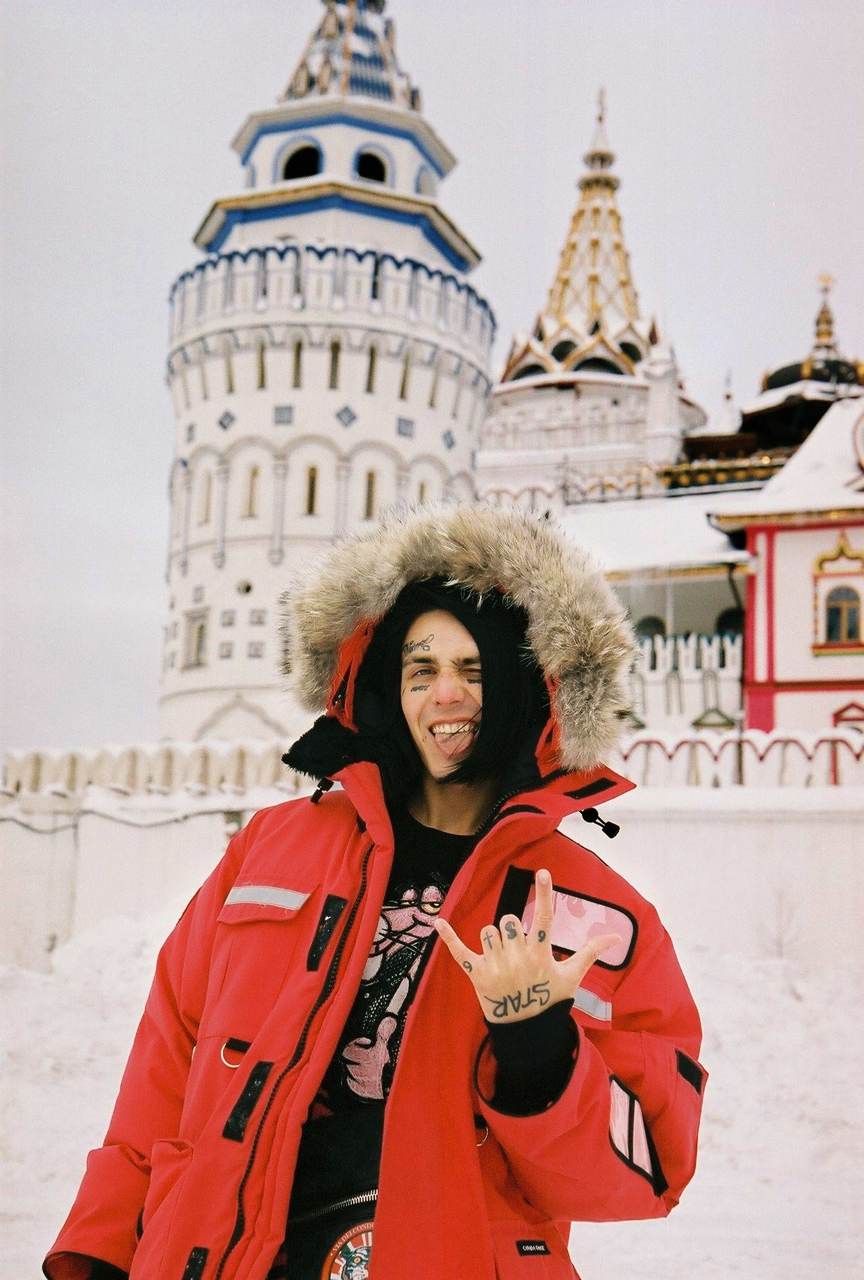 Meet Russia's most controversial rap star | Dazed