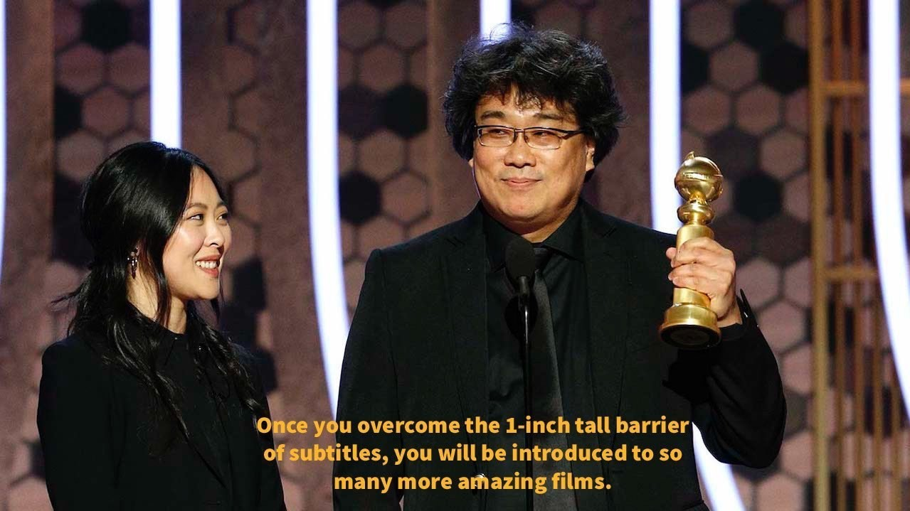 Parasite's Bong Joon Ho: get over subtitles, watch foreign ...