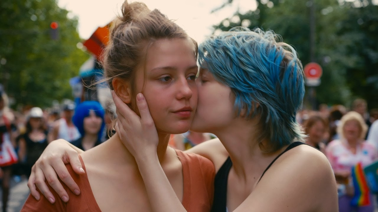 Resultado de imagen para blue is the warmest colour