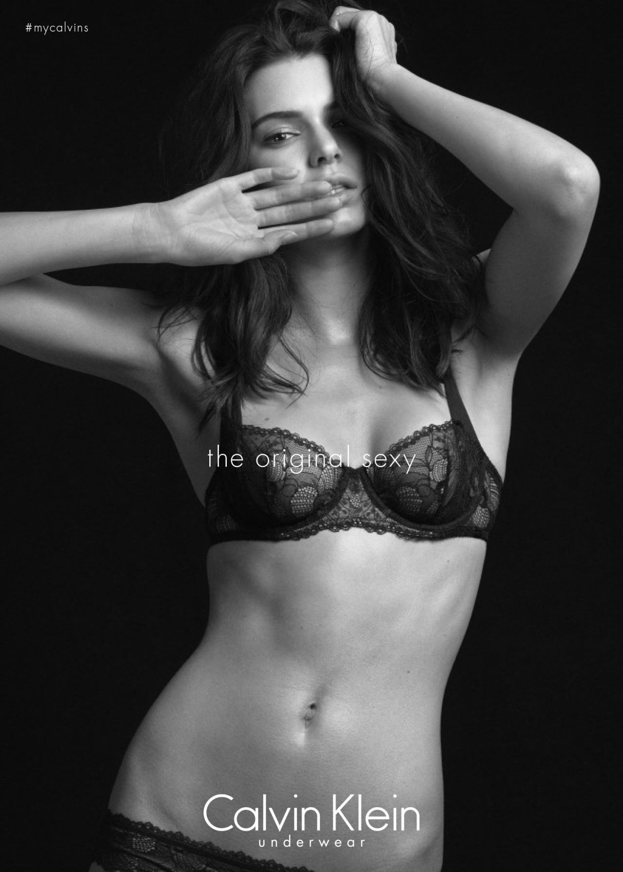 c5cace798115 Kendall Jenner is the new face of Calvin Klein underwear | Dazed