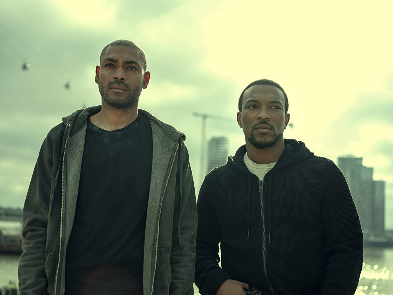 Top Boy - Dushane and Sully in Summerhouse
