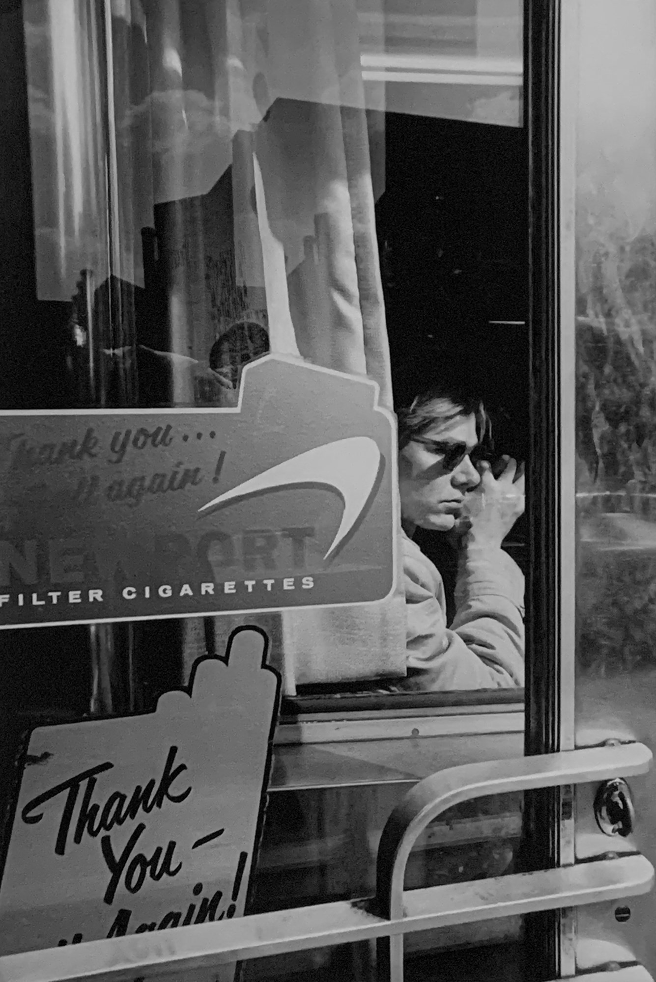 David McCabe, Andy Warhol, 'New York City Diner'