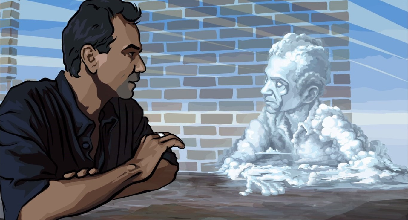 What Richard Linklater's Waking Life can teach us in a daunting era | Dazed