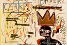 "Jean-Michel Basquiat, ""With Strings Two"" (1983)"