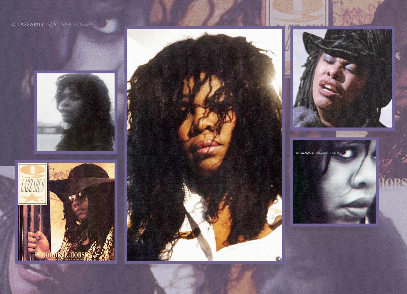 Q Lazzarus artwork