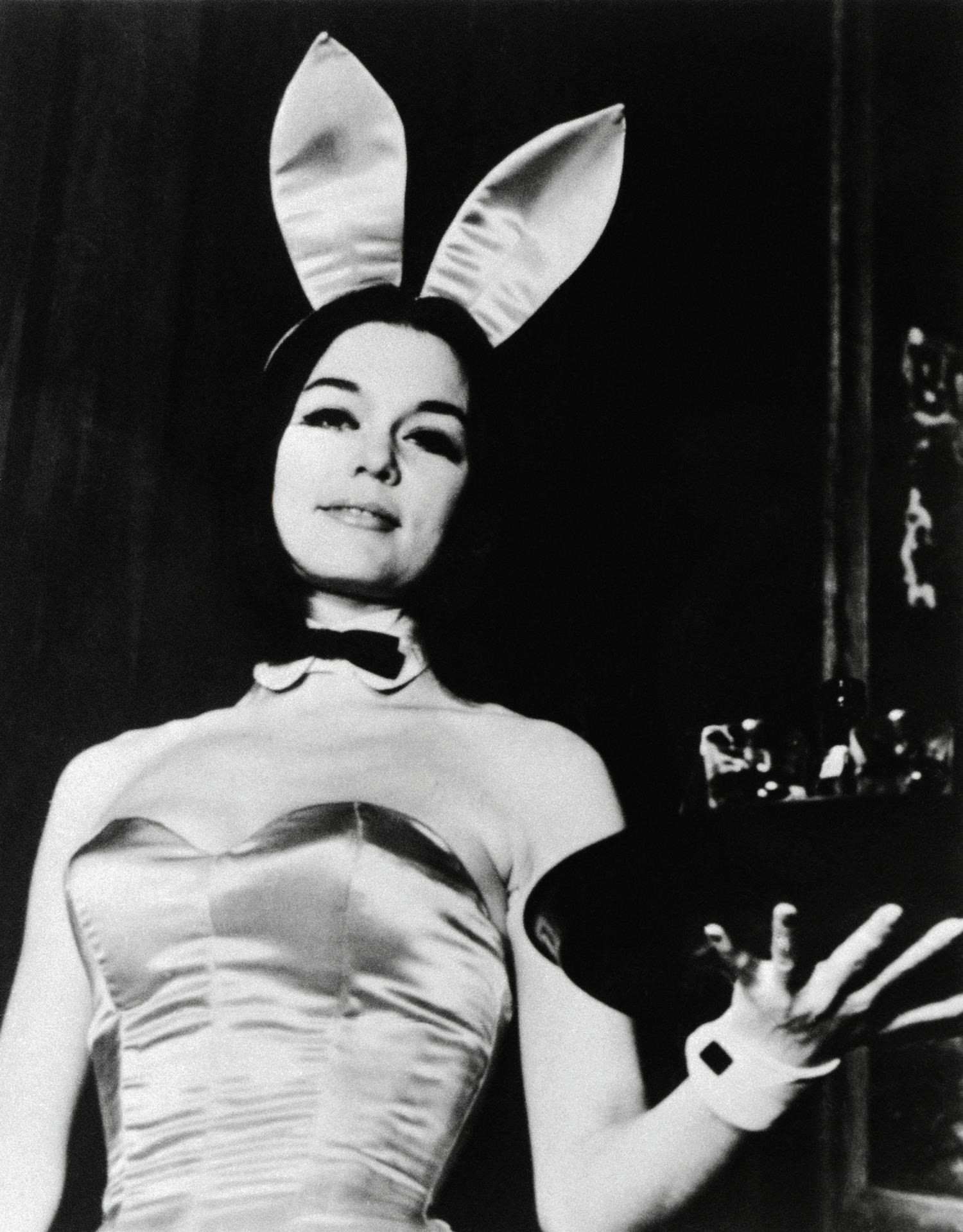 That time Gloria Steinem went undercover as a Playboy Bunny Womenswear | Dazed