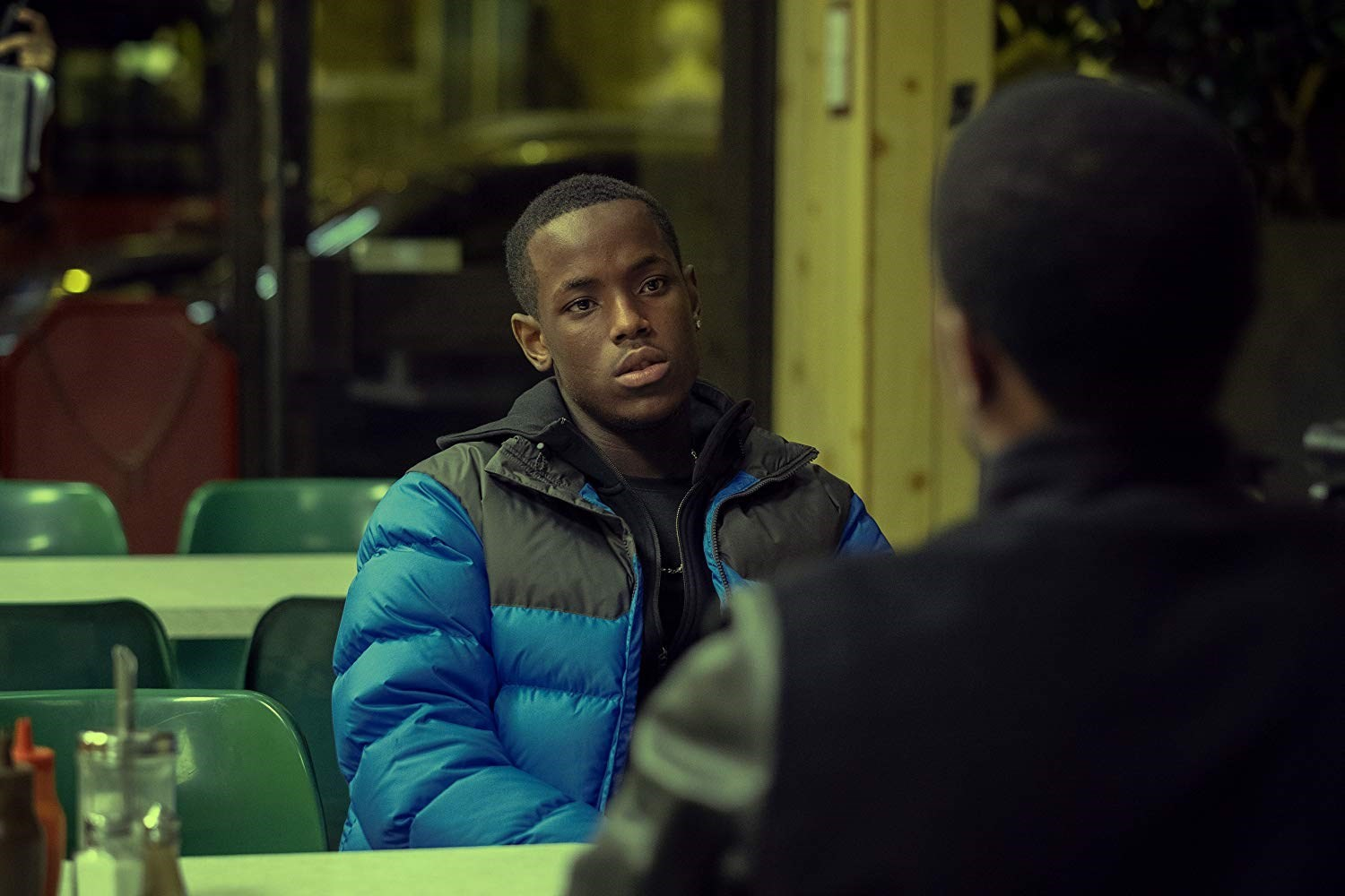 Micheal Ward in Top Boy