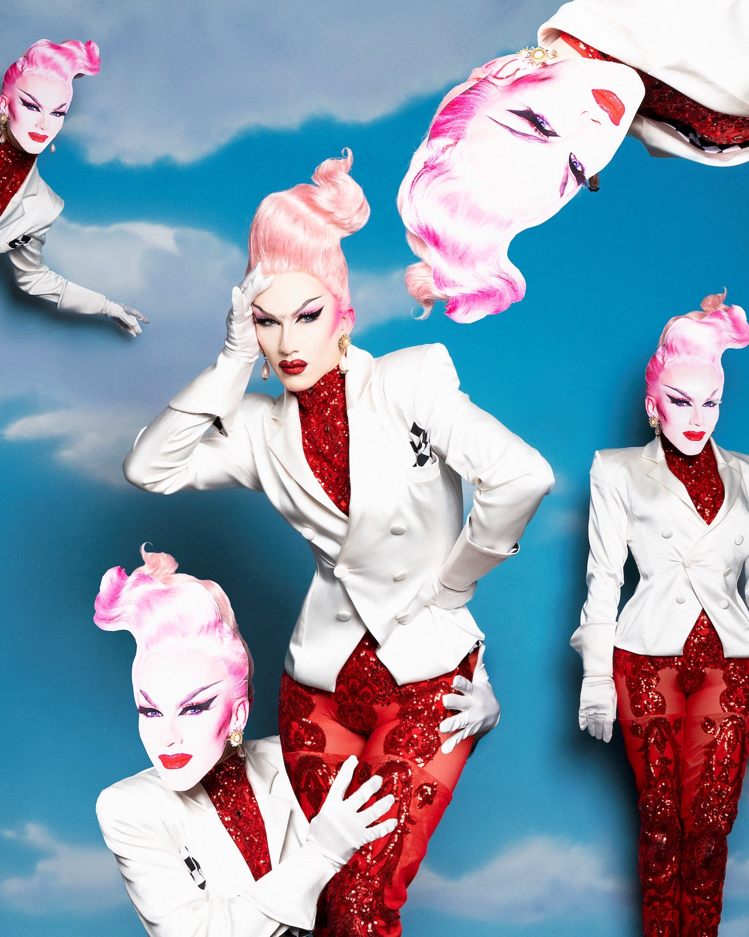 sasha velour smoke & mirrors tour london drag race