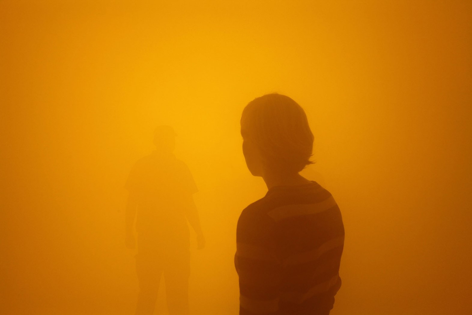 Olafur Eliasson wants you to see, hear, touch, smell & taste his art