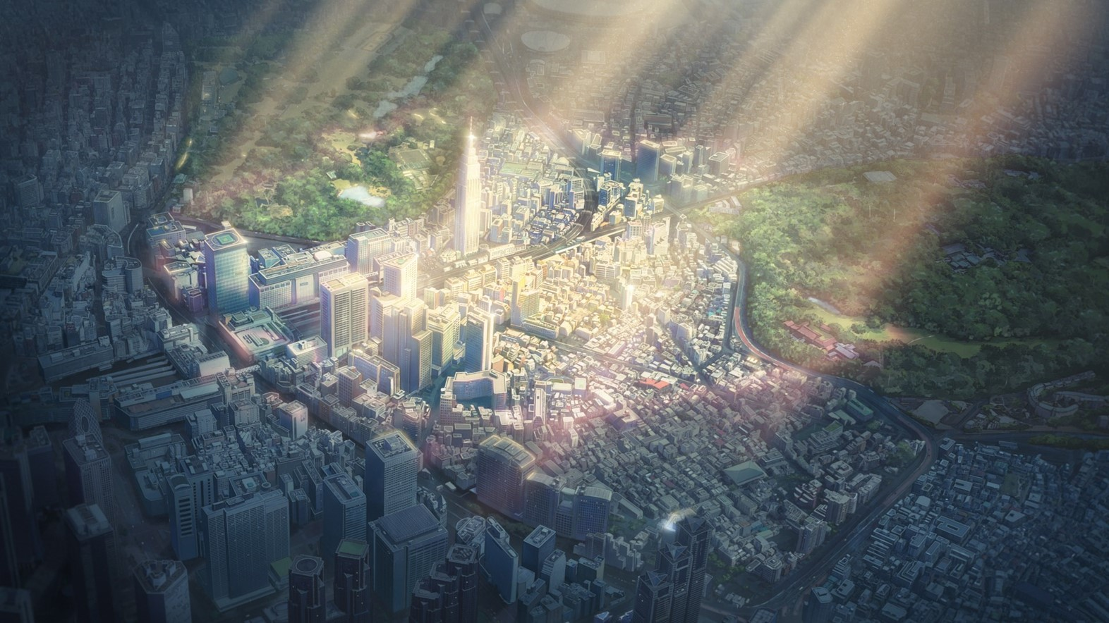 The Global Warming Inspired Anime Storming Japan S Box Offices Dazed